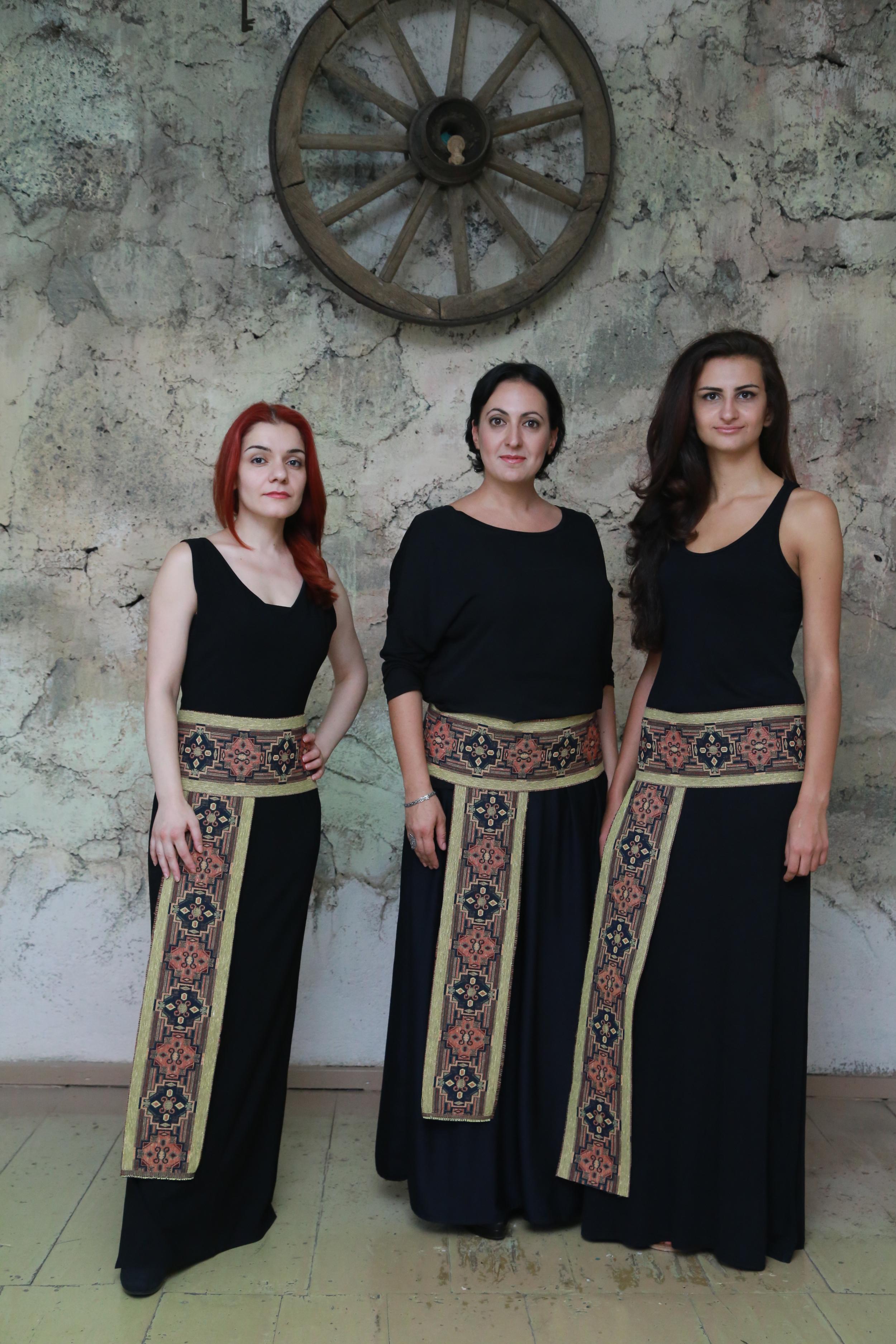 Tatevik Movsesyan - SOPRANO, Hasmik Baghdasaryan - SOPRANO, Arpine Petrosyan - ALTO