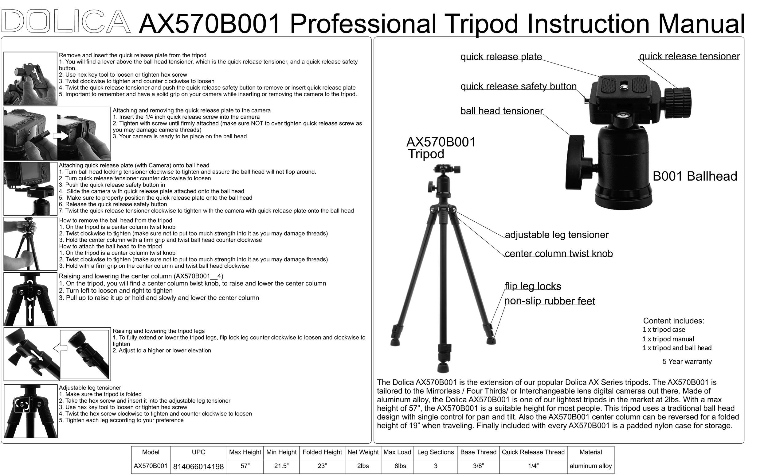 AX570B001