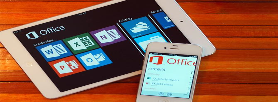 Microsoft Unveils Office for iPad - and it's Free!