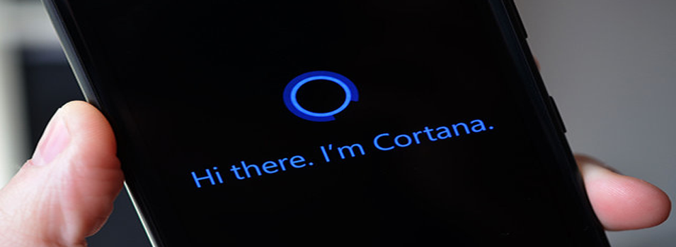 New Microsoft Virtual Assistant Cortana
