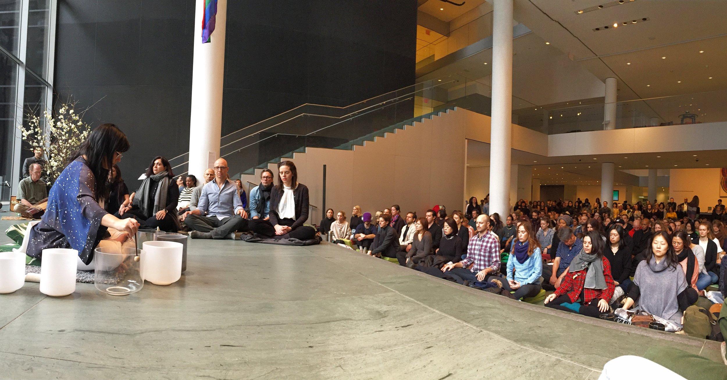 Sara Auster Quiet Mornings at MoMA.JPG