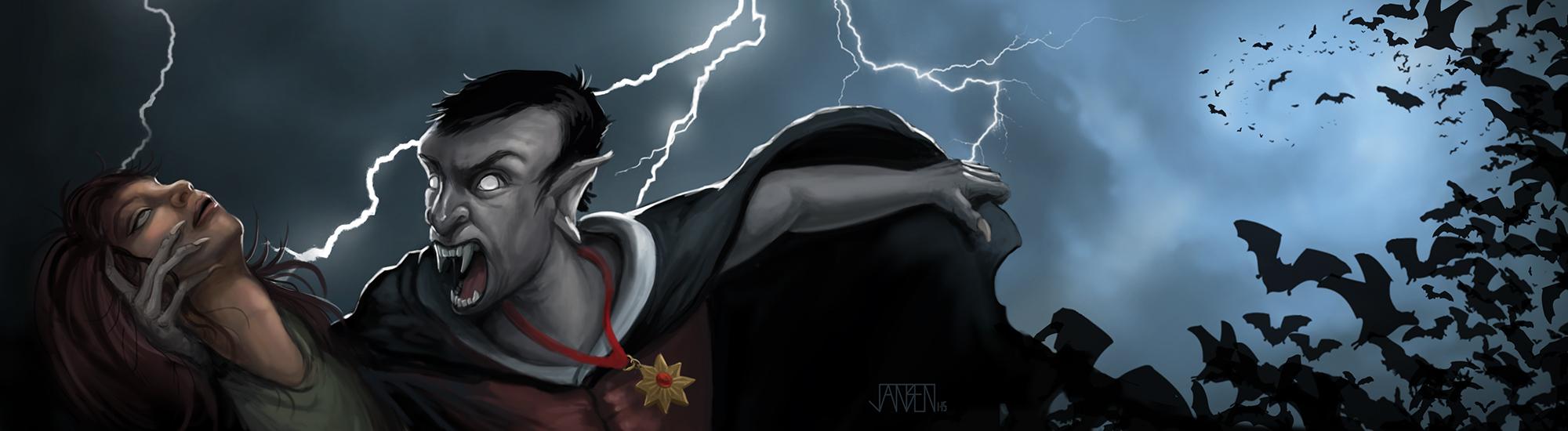 Dracula Untold banner contest