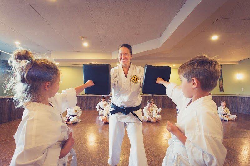 Traditional Karate Classes — Centered Within Yoga