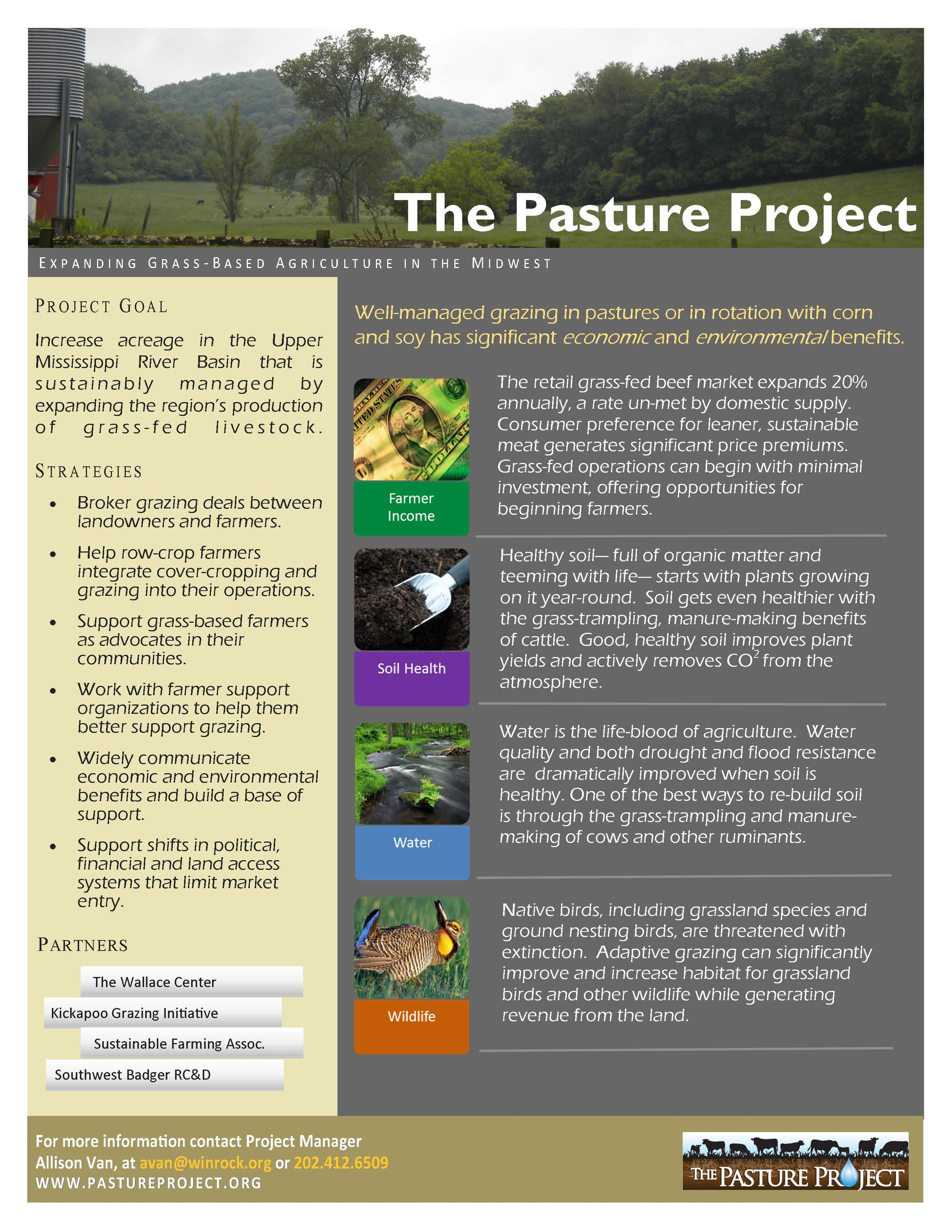 Pasture Project Overview