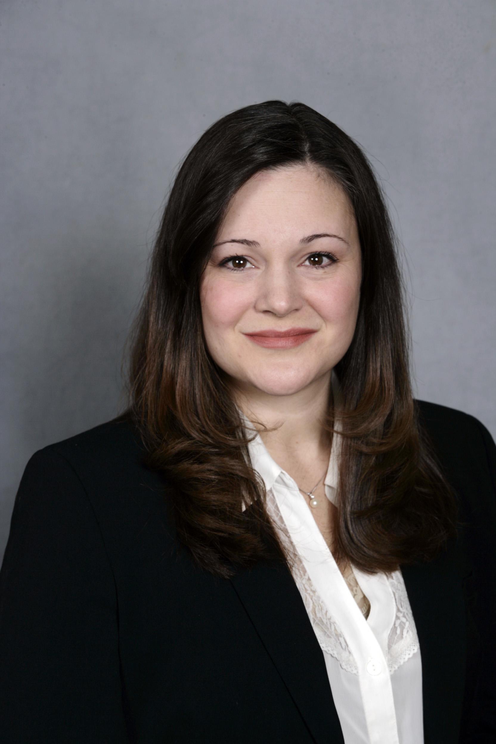 Stephanie Mastropaolo—Coordinator of the Family Care Center, Calvary Hospital.