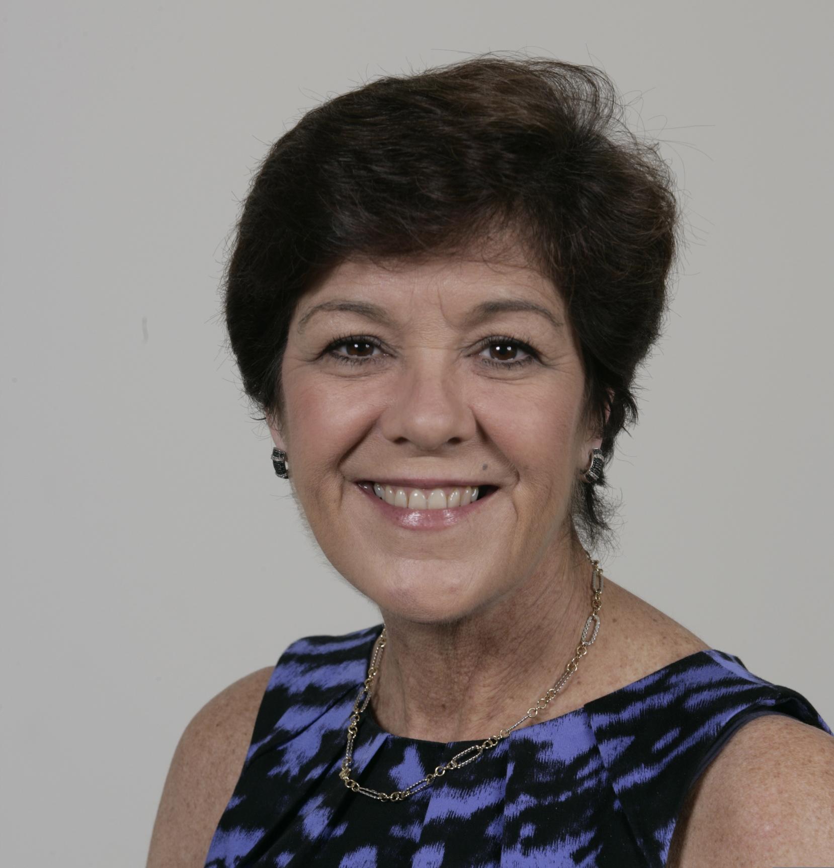 Nancy D'Agostino, RN, MSN, Vice President, Community Patient Services—Calvary Hospital.  Photo: Courtesy of Calvary Hospital