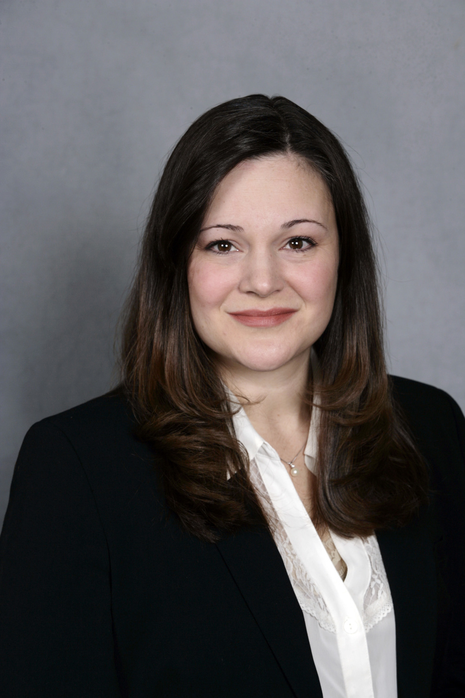Stephanie Mastropaolo—Coordinator of the Family Care Center, Calvary Hospital