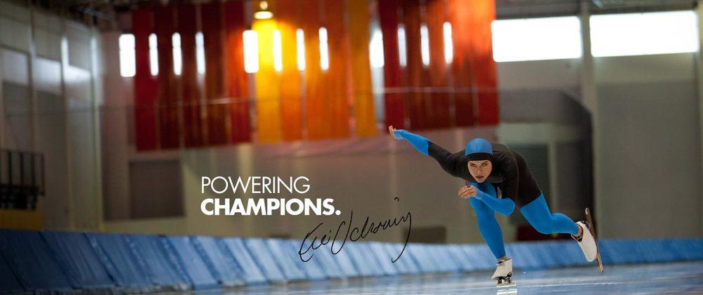 Elli Ochowicz, Olympic Speed Skater