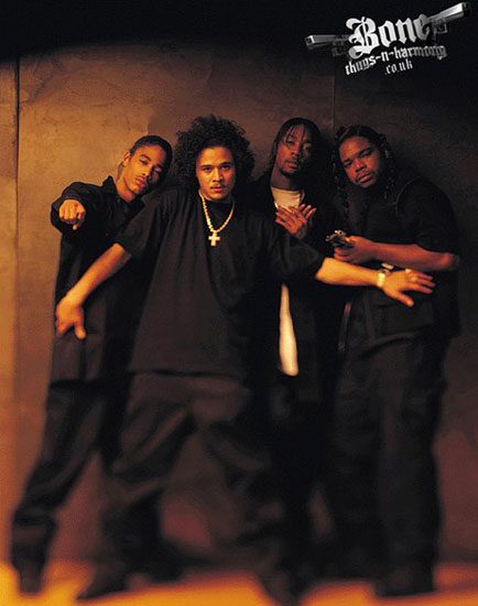 Bone Thugs N Harmony - Click for Bio!
