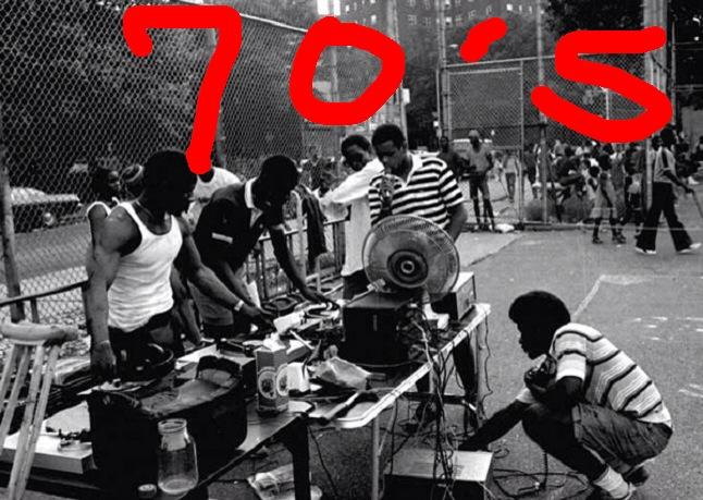 70's Hip Hop