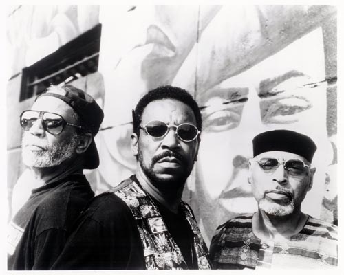 The Watts Prophets - Click for Bio!