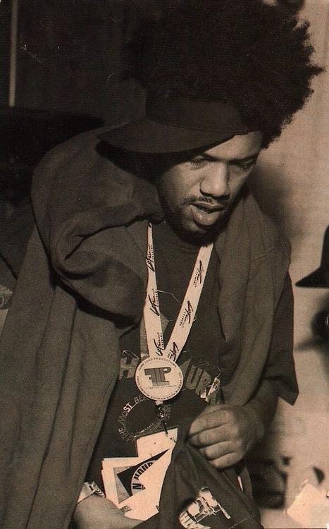 Redman — Hip Hop Scriptures