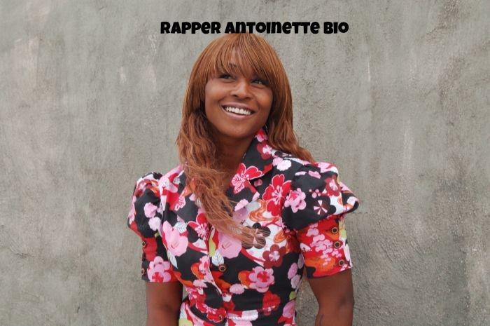 Antoinette - Click for Bio!