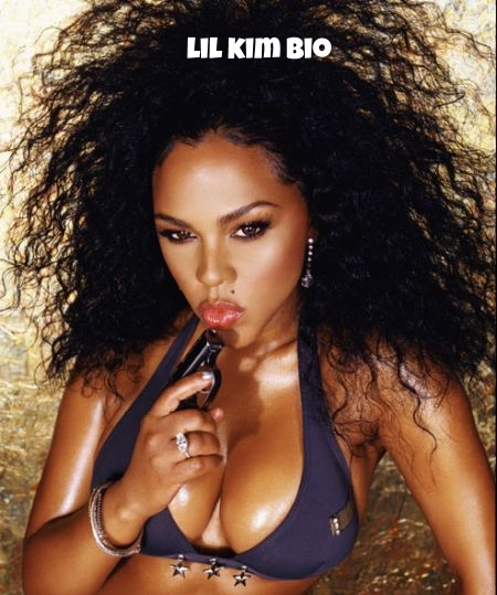 Lil Kim - Click for Bio!