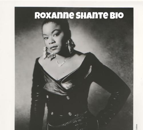 Roxanne Shante - Click for Bio!