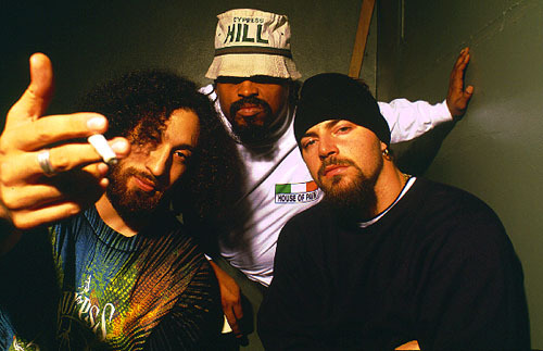 Cypress Hill - Click for Bio!