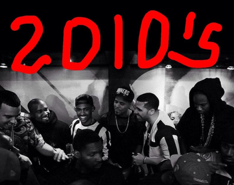 2010's Hip Hop