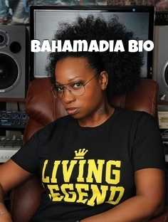 Bahamadia - Click for Bio!