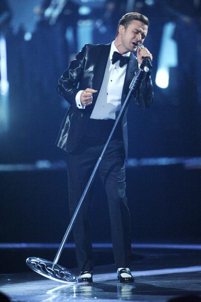 Justin Timberlake Brit Awards 2013