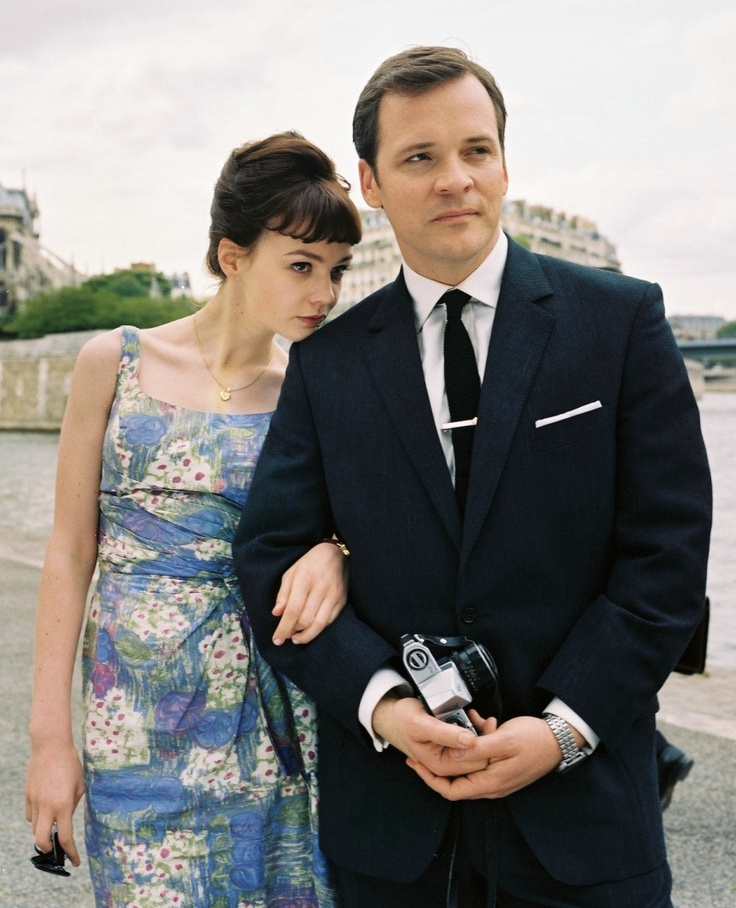 Jenny and David in Paris- the most beautiful scene