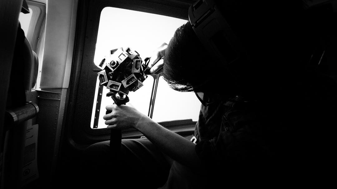 UBC O: Virtual Reality Flyover /Camera Operator , 2D V.R. Animator