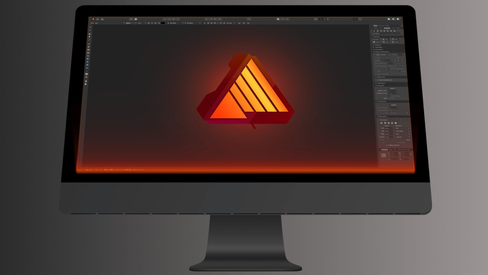 Affinity Publisher was launched end of August