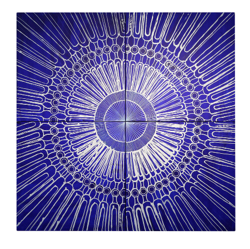 21.+DNA+I+Blue,+2013+Acrylic+and+Oil+on+Canvas+72+x+72.jpg