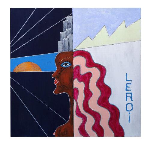 24.+Soirée+of+a+Street+Walker,+2013+Acrylic+and+Oil+on+Canvas+30+x+30.jpg