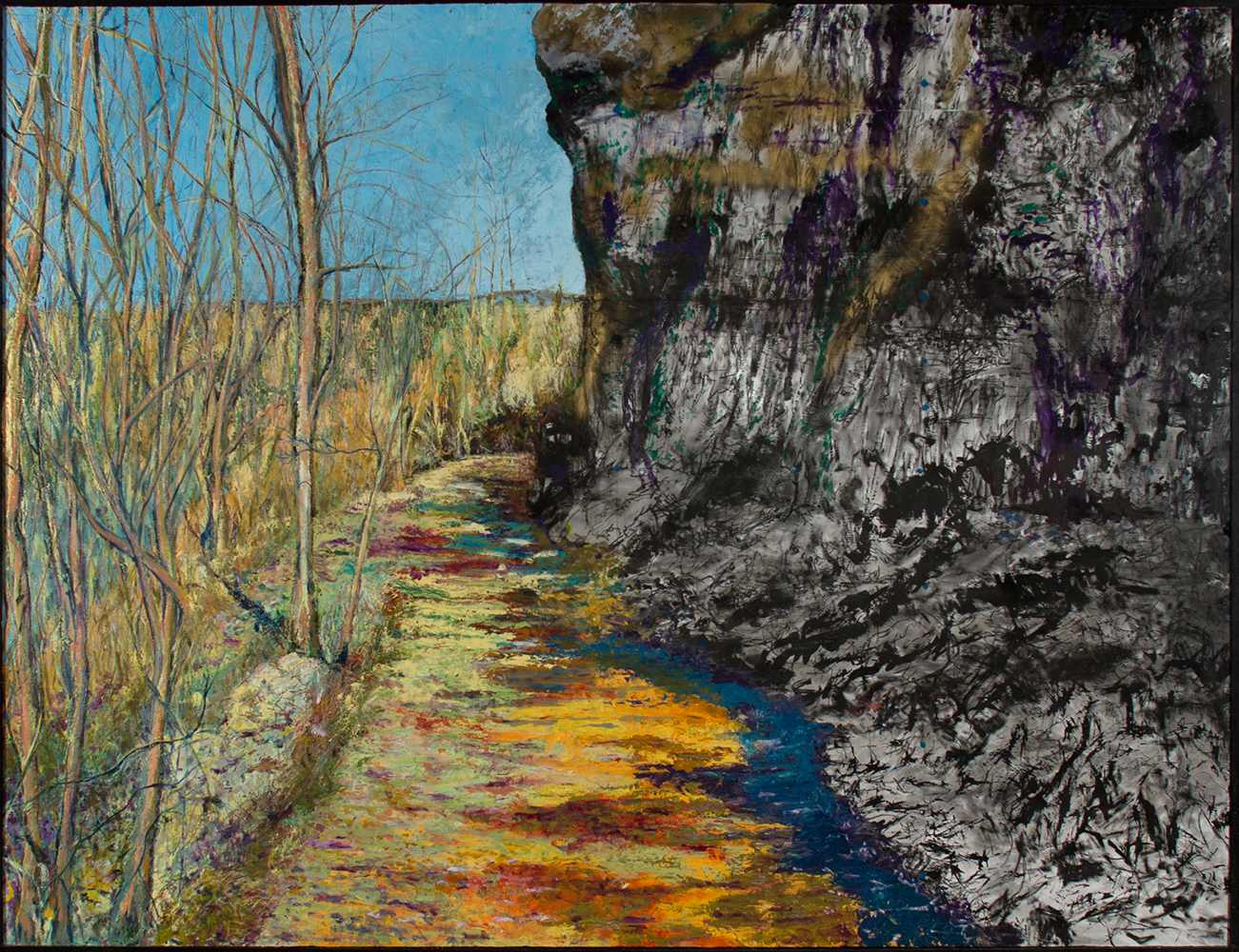 THE PATH TO THE GORGE / MEDICINE PIECE