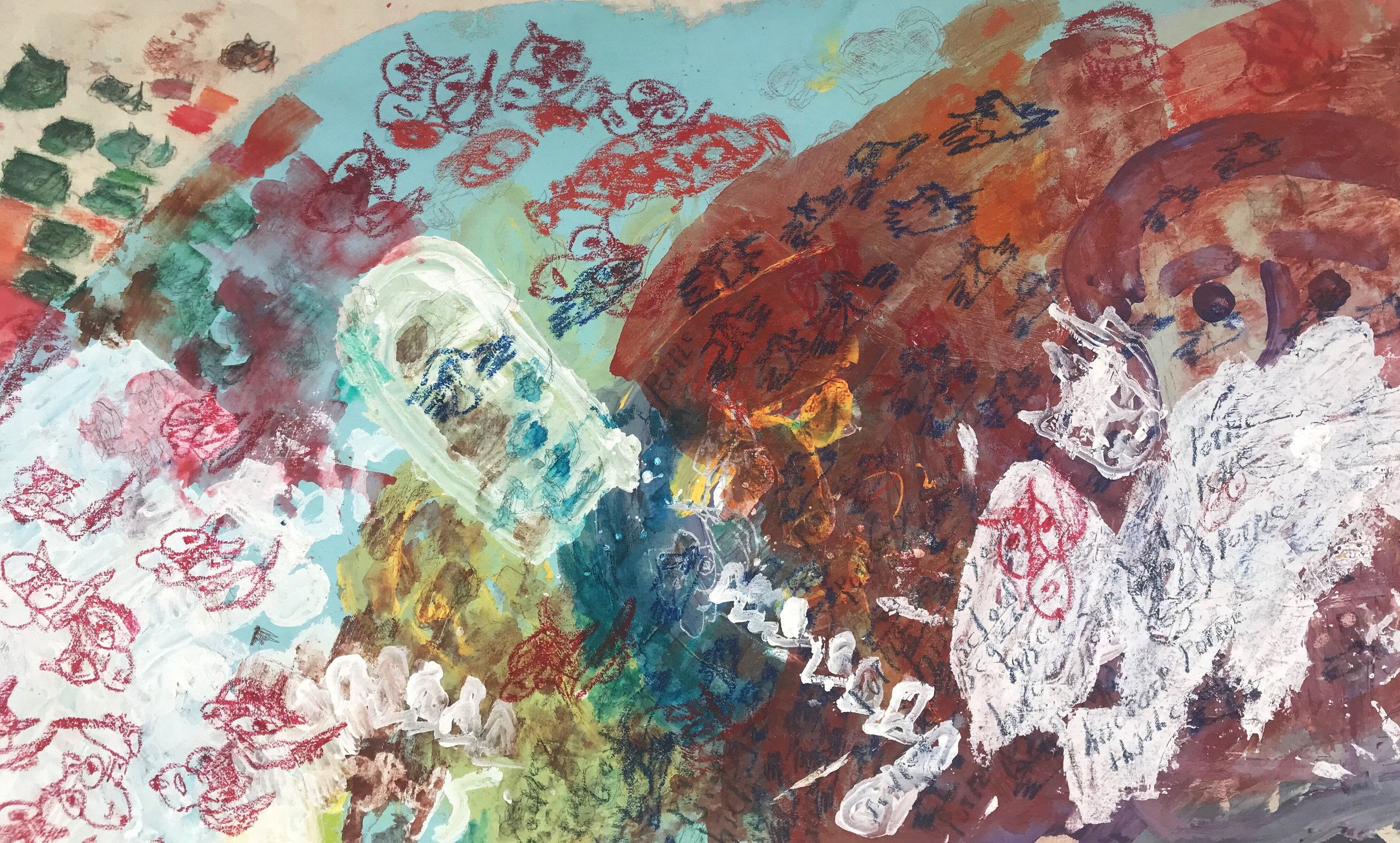 Selected Works by John Montedoro   April 19 - June 14, 2018