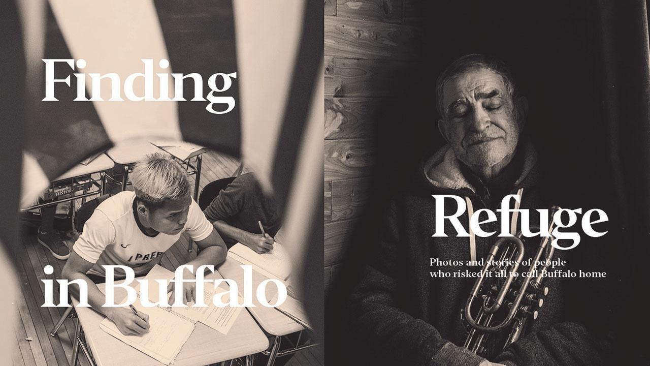Finding Refuge in Buffalo /// Jody K. Biehl and Brendan Bannon     June 28 – July 20, 2019