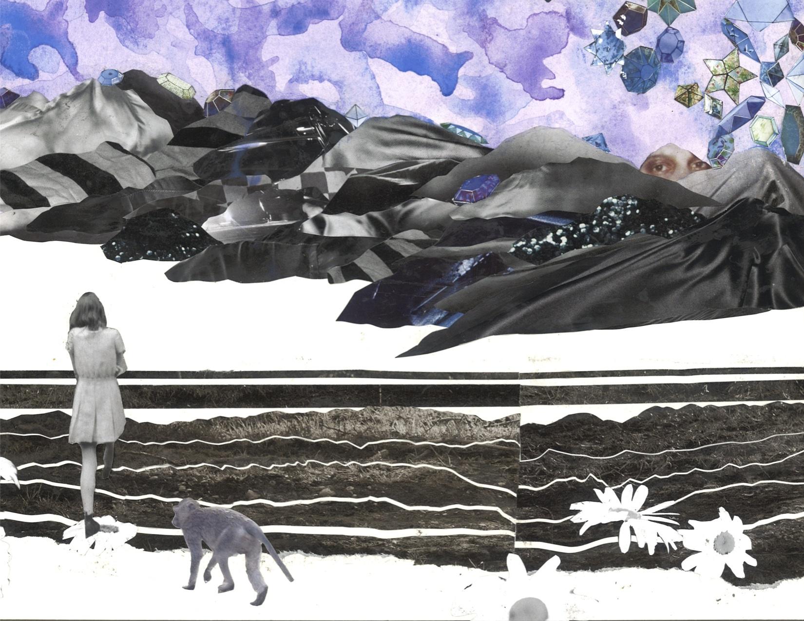 Collage by Caroline Augusta Leonardo