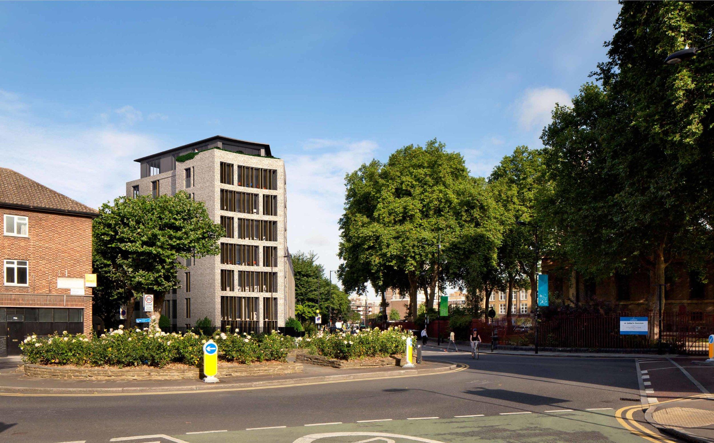 Image courtesy of Child Graddon Lewis Architects