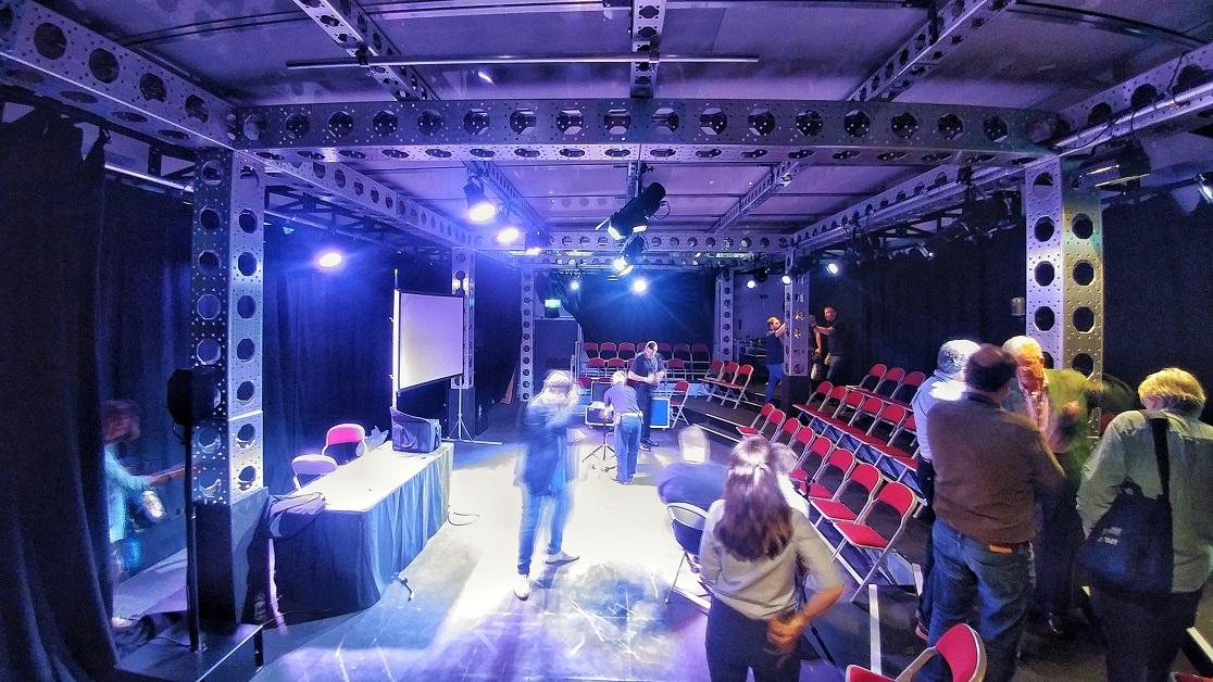 Edinburgh Temporary Theatre -