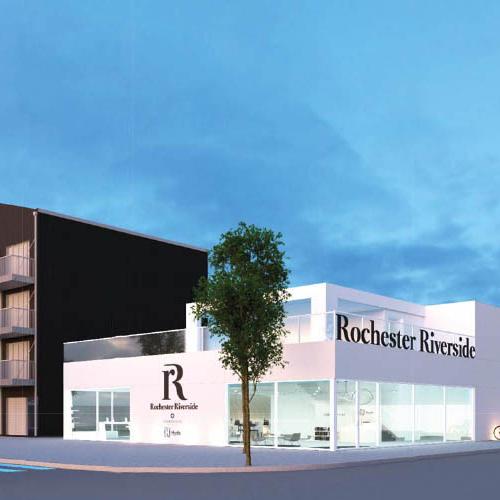 Rochester Riverside -