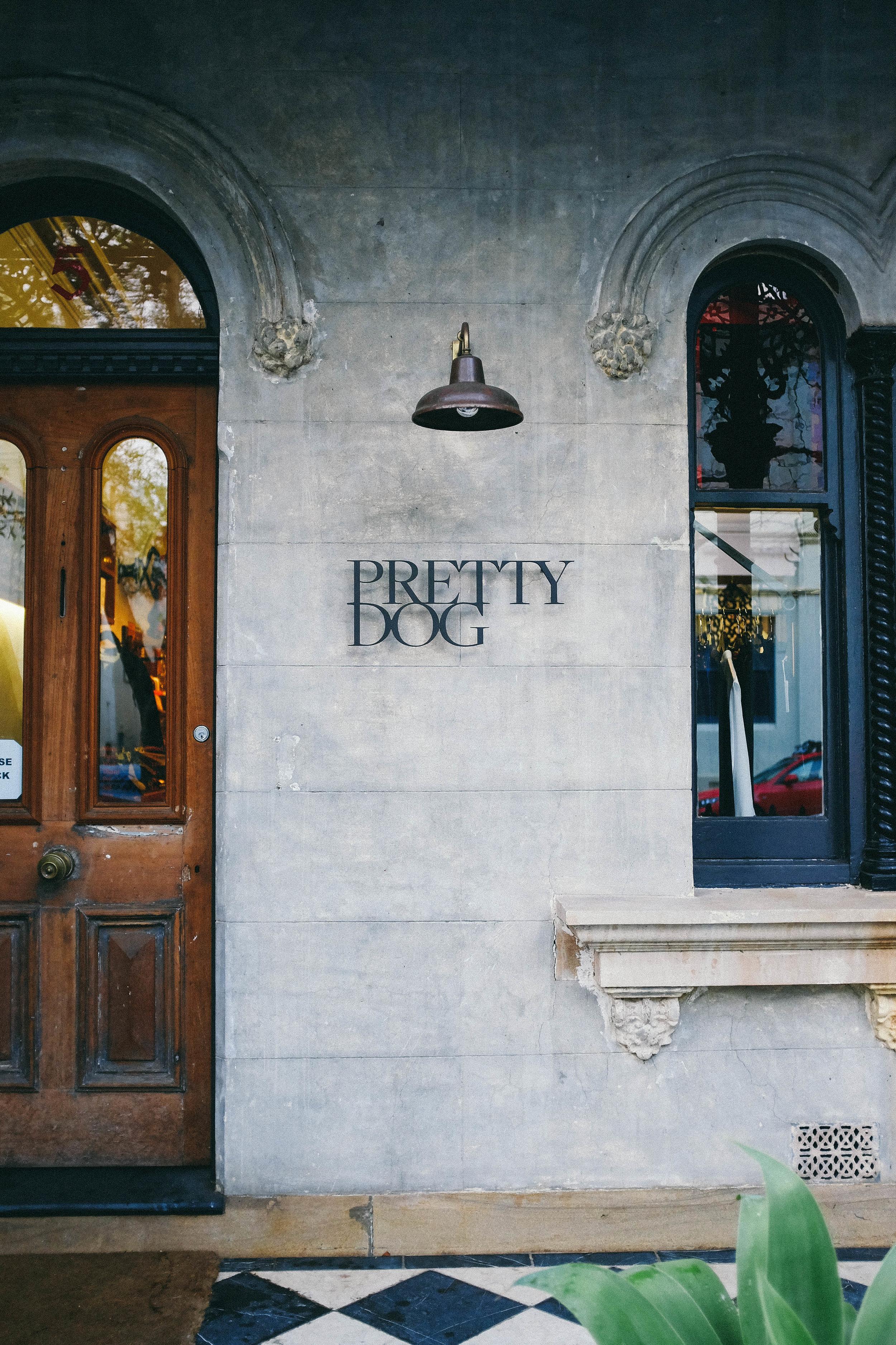 Pretty Dog Shop Newtown
