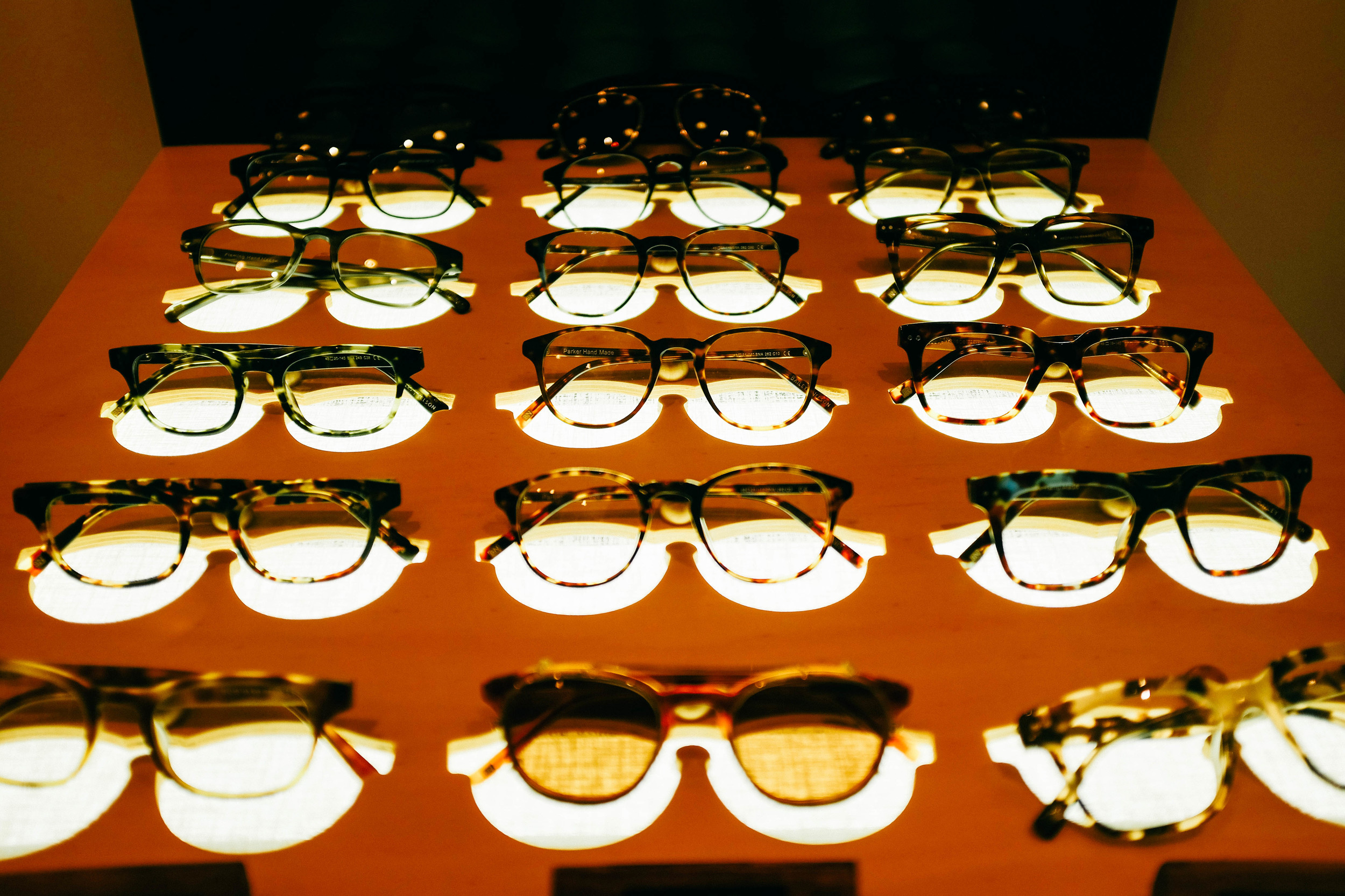 Bailey Nelson glasses