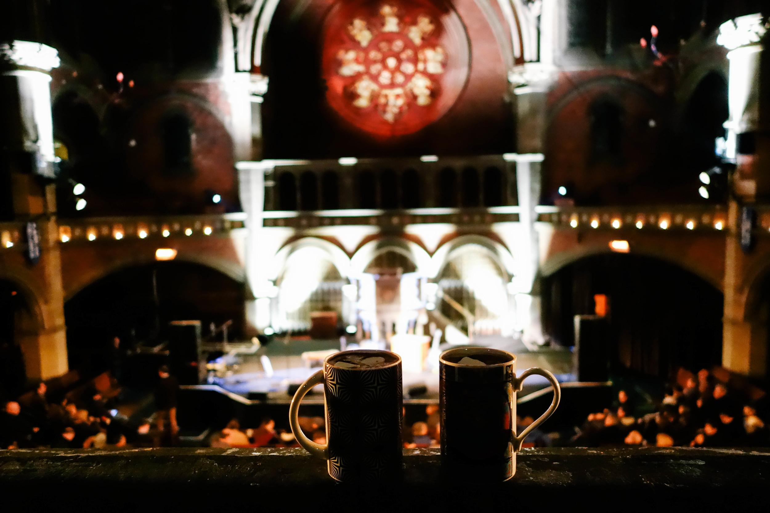 Friday night at Union Chapel, London | Joy Felicity Jane