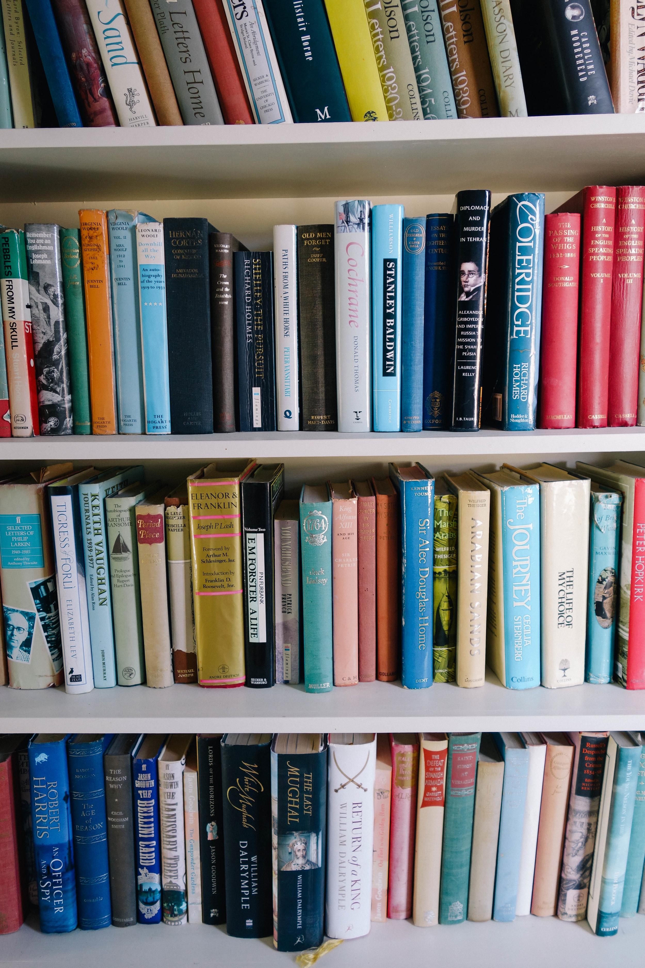 books - Joy Felicity Jane