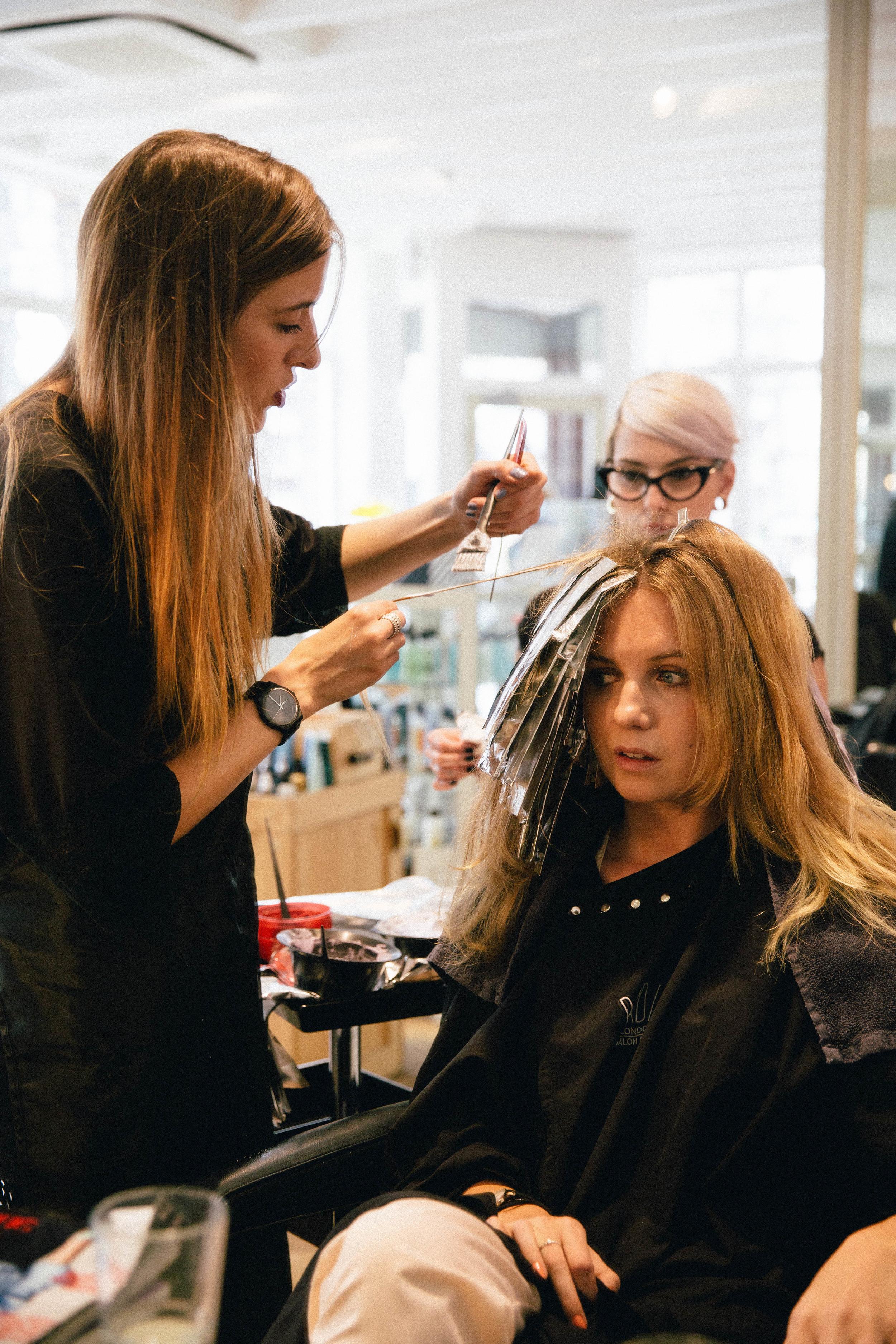 New Hair | Radio, Shoreditch | Joy Felicity Jane