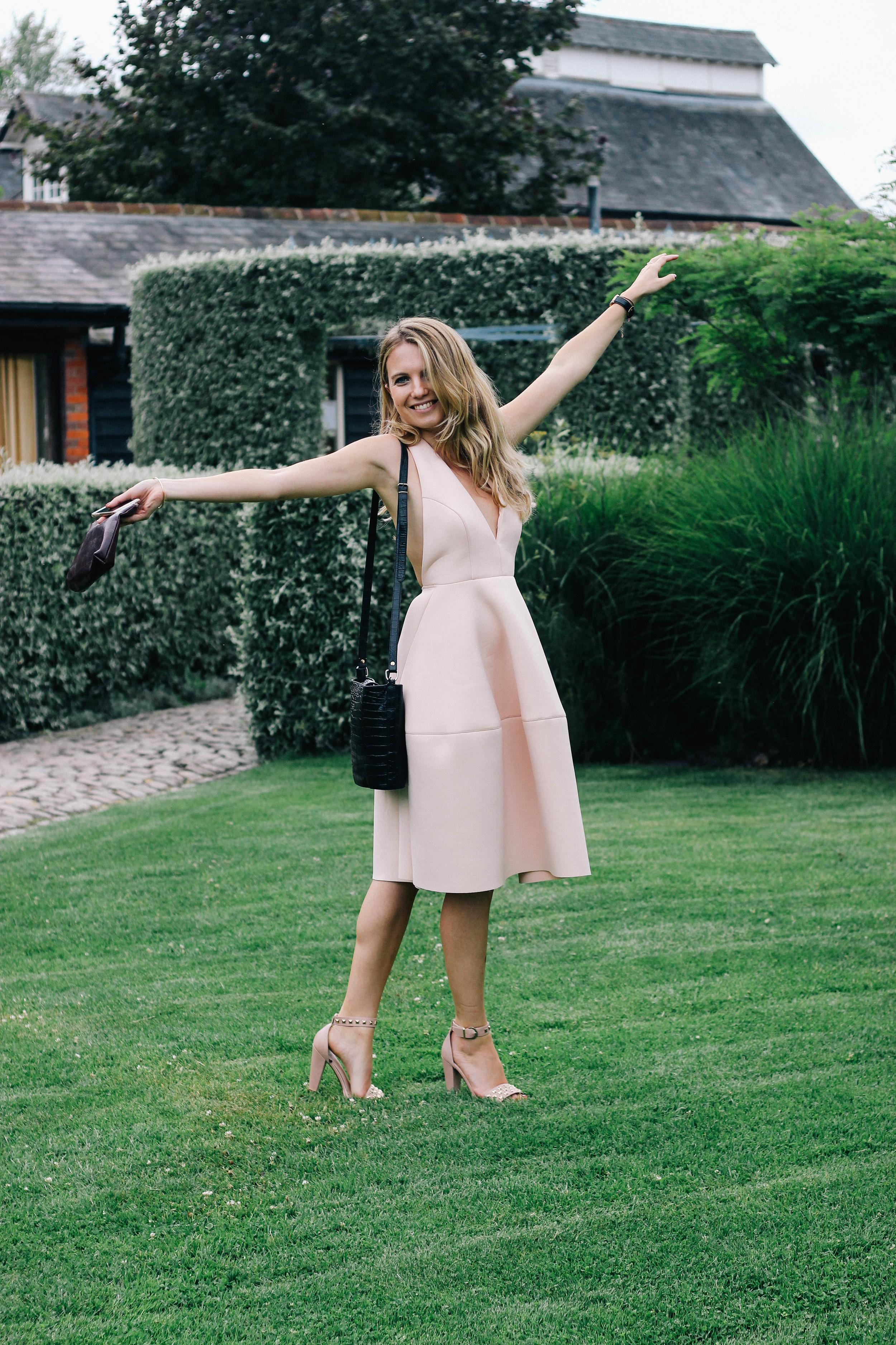 Joy Felicity Jane - Asos Dress