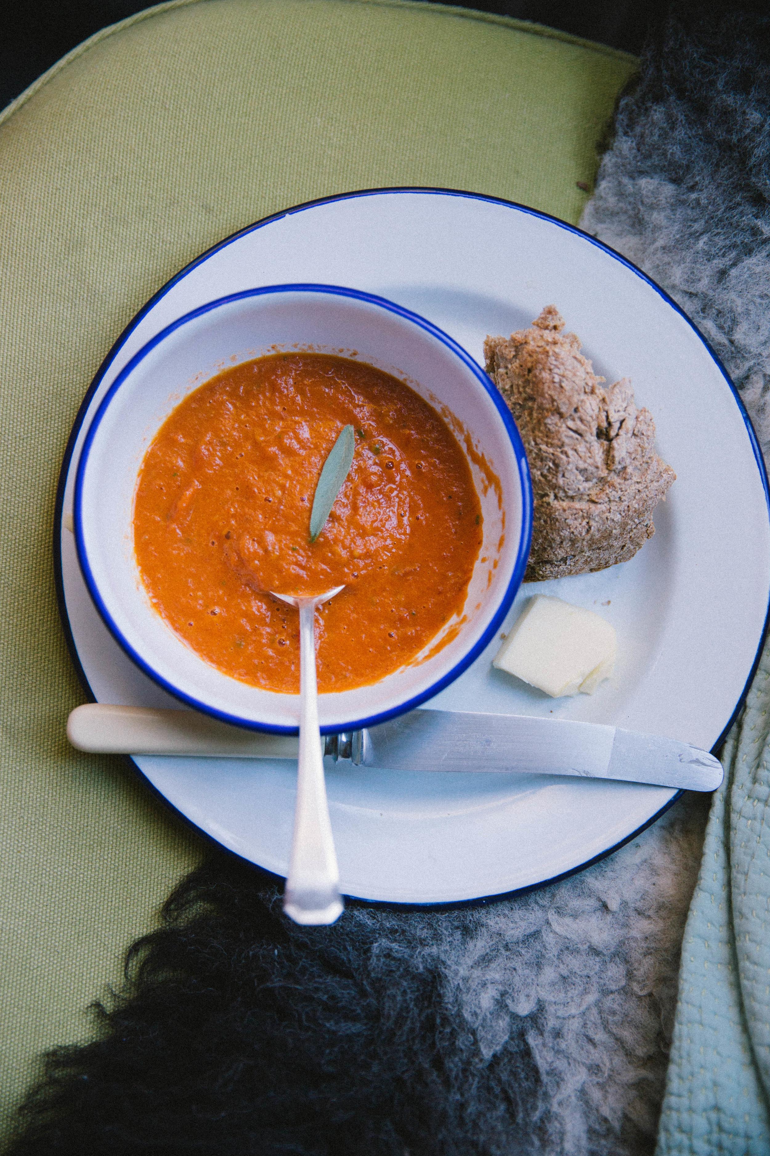 Tomato Soup | Joy Felicity Jane