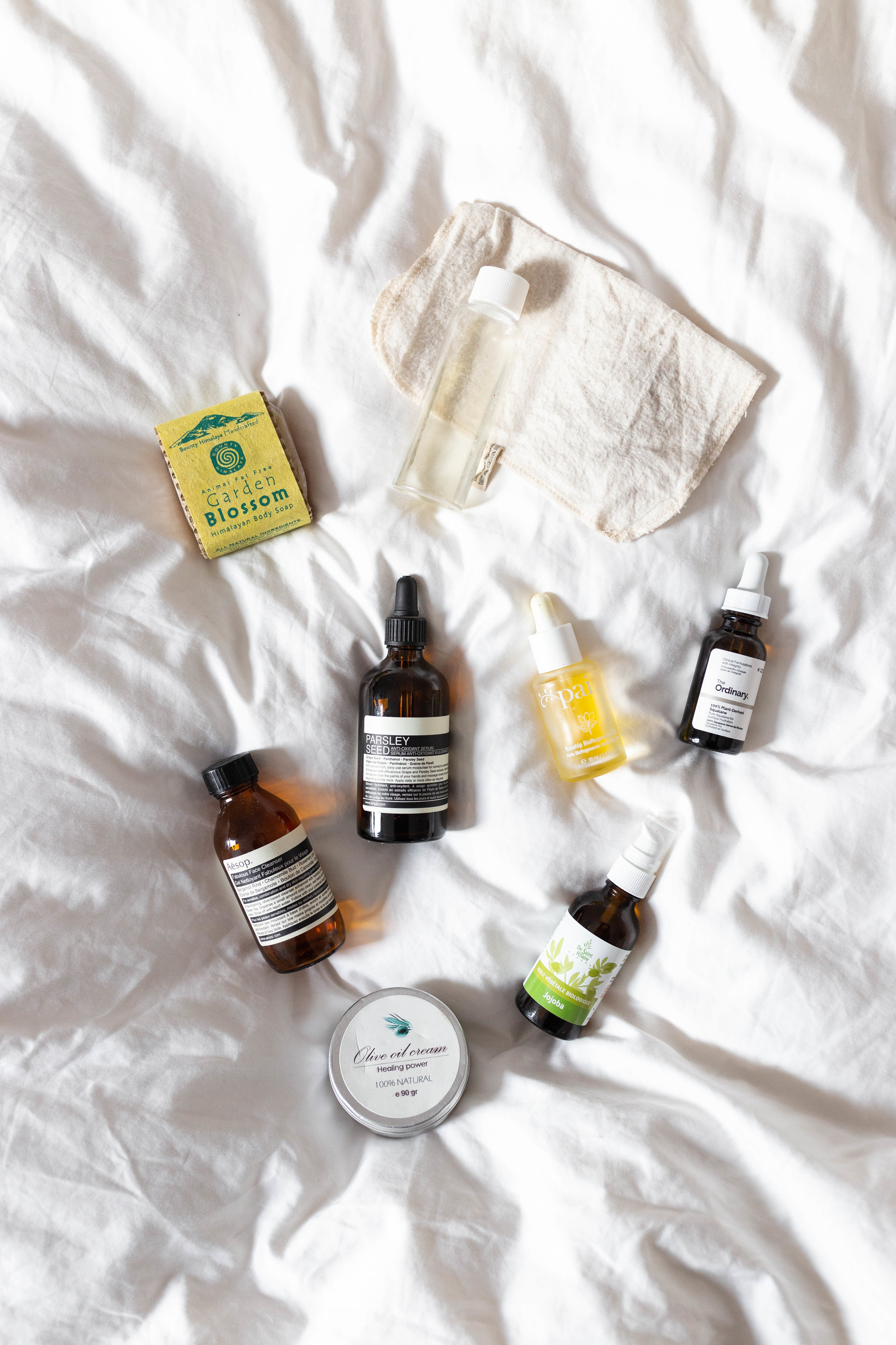Back to Basics | Natural & Vegan Beauty Routine | Joy Felicity Jane