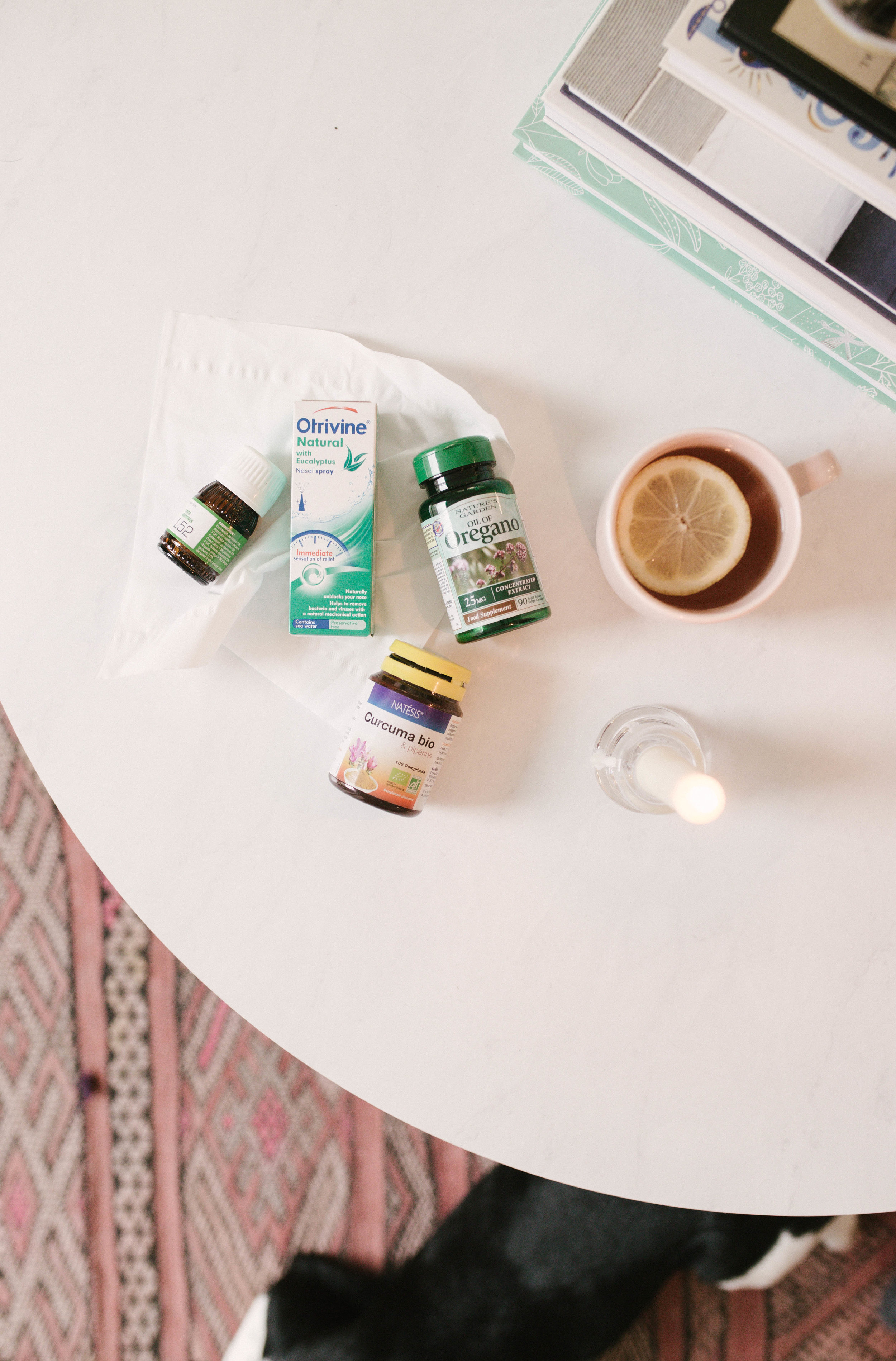 Natural Cold Remedies | Joy Felicity Jane