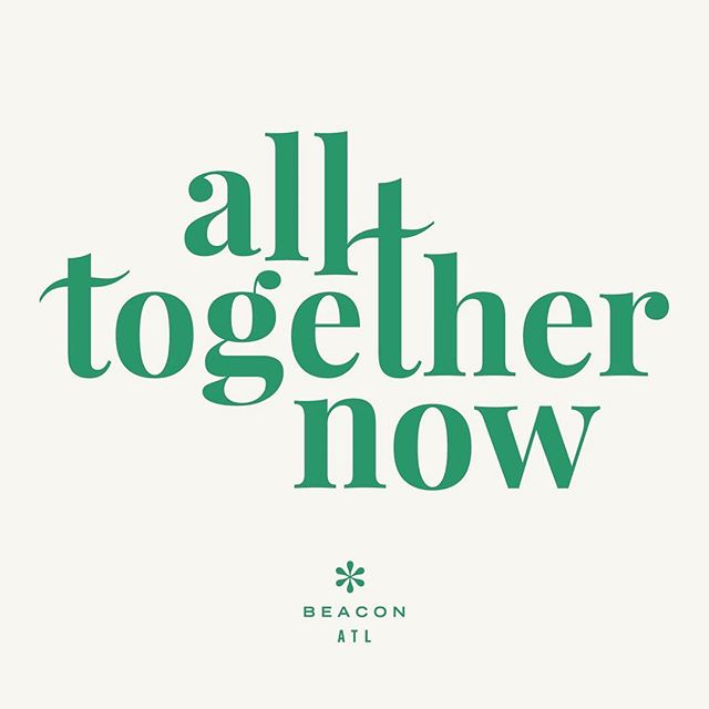 Our gal @angela_bortone has some gorg work in @alltogethernowatl, opening Weds May 1 at 7 at @thebeaconatl! We hope to see you there. . . . . . . . . . . . #artsatl #weloveatl #atlantaartist