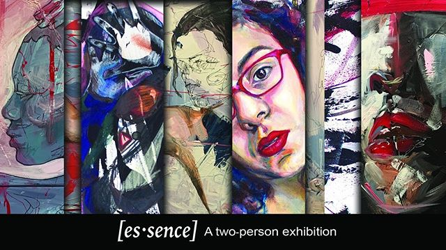 Our gal @angela_bortone and @jonesyartatl have a show at @bluemarkstudios coming up! The opening for [es·sence] is at 7 PM - 10 PM on Friday, June 21st. The celebration will feature art, music, and refreshments. The event is free and open to the public. We better see you there! #artcollective #weloveatl #artistsoninstagram #livingmelodycollective #artsatl #contemporaryart #painting #artopening #artsy #paintersofinstagram