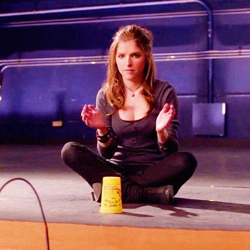 "Anna Kendrick in ""Pitch Perfect"""