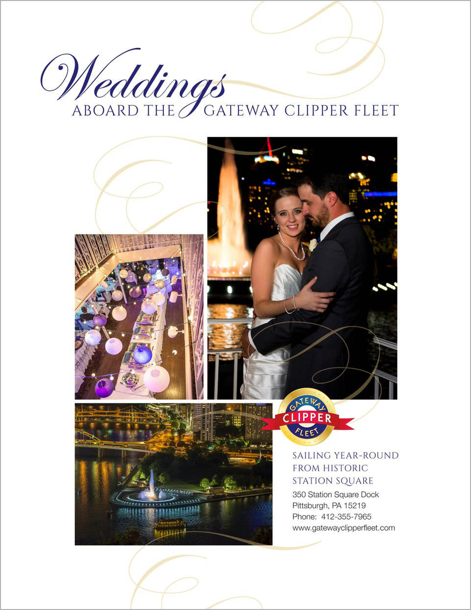 Wedding Brochure - click to see publication
