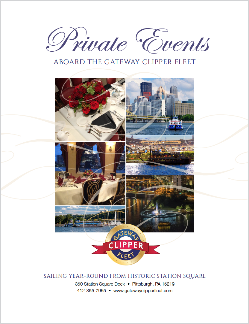 Private Event Packages - click to see publication