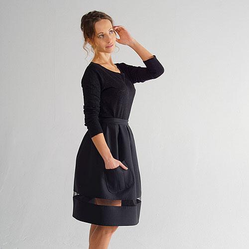Пошив блуз и юбок